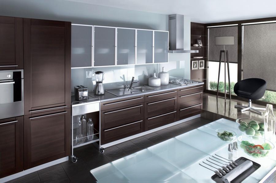 Moderní kuchyně Praha